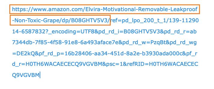 Amazon Base URL