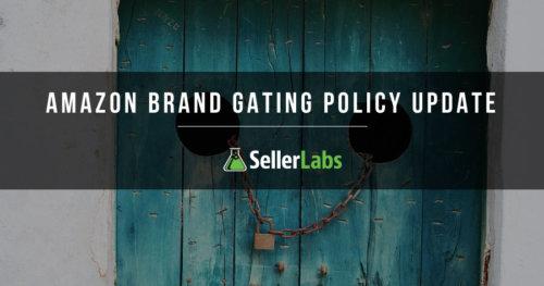 Amazon Brand Gating Policy Update