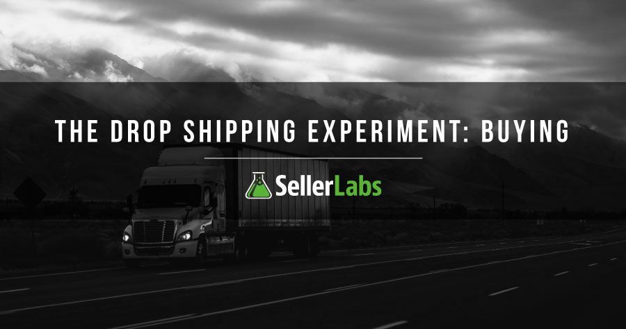 The Drop Shipping Experiment: Buying from eBay