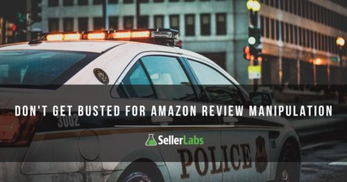 Don't Get Busted for Amazon Review Manipulation