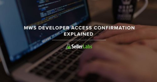 MWS Developer Access Confirmation Explained