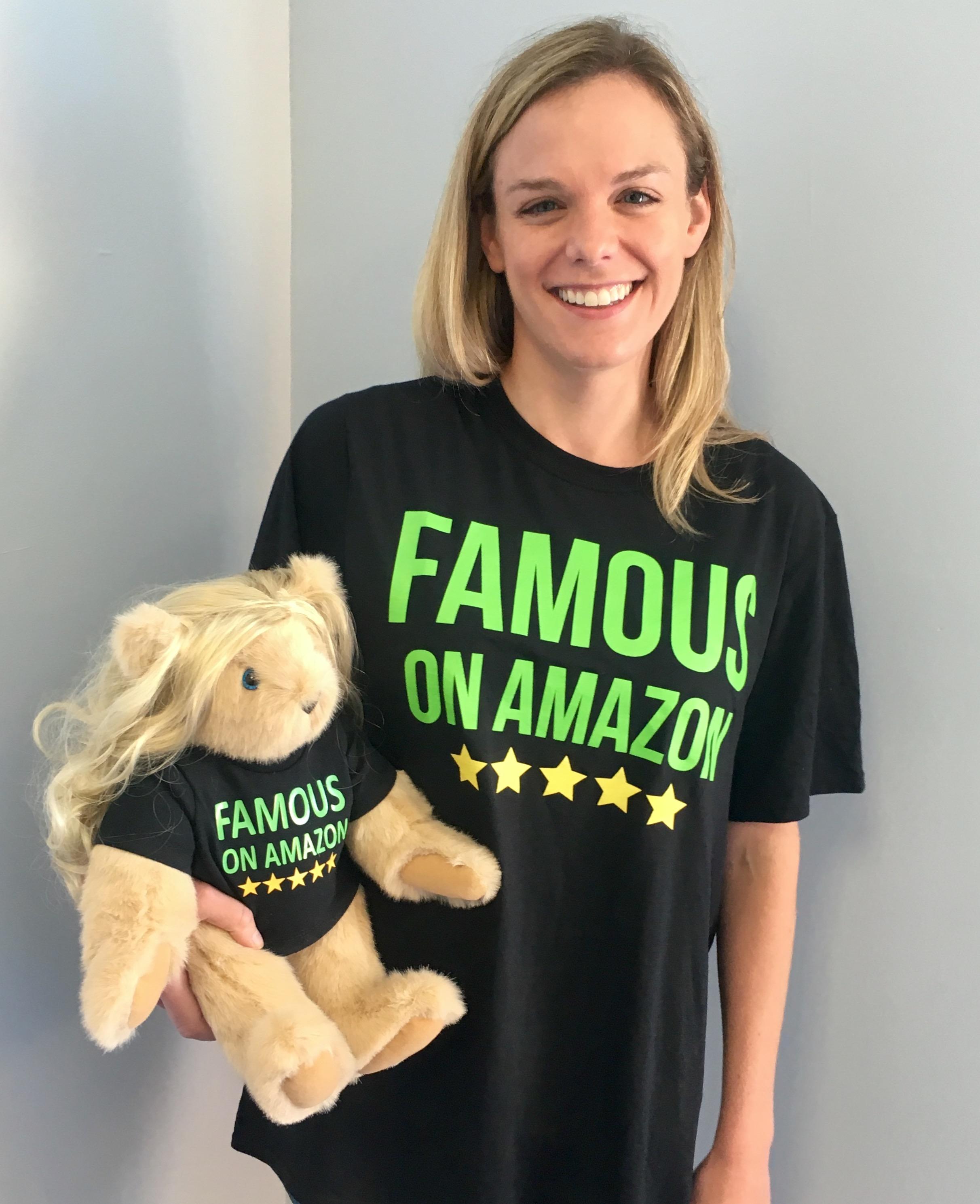 vermont teddy bear selling on amazon