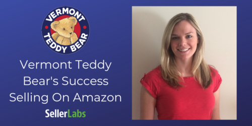 Vermont Teddy Bear's Success Selling On Amazon