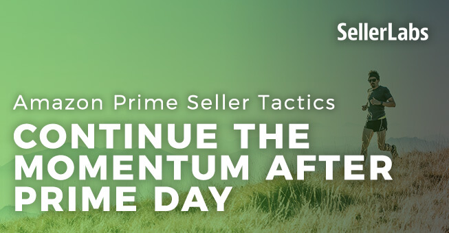 Amazon Prime Seller Tactics: Continue the Momentum After Prime Day