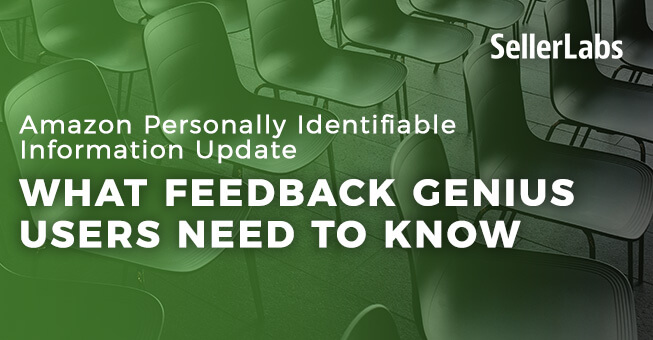 Amazon Personally Identifiable Information Data Protection Update—What Feedback Genius Users Need to Know