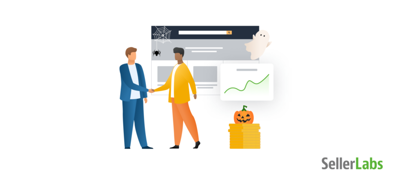 Seasonal Amazon Advertising Strategy Delivers 147% Halloween Ad Sales Increase Over Previous Year [Case Study]