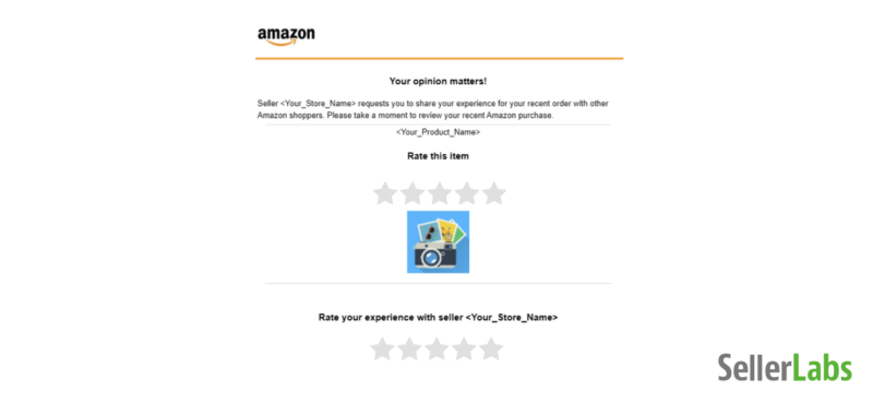 request a product review on amazon