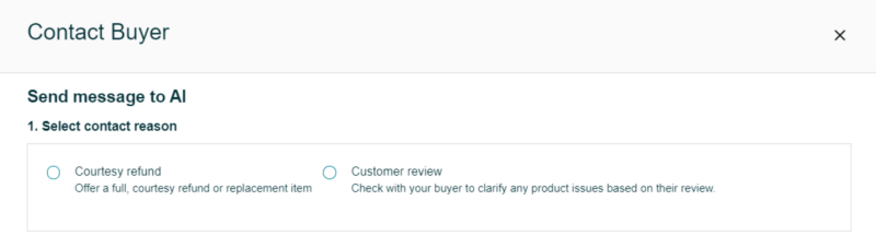 Bad Amazon Reviews: How to Contact the Buyer