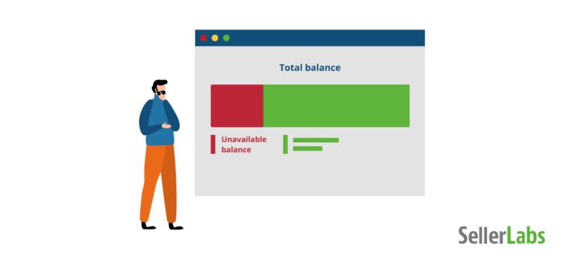 Understanding Amazon Unavailable Balances