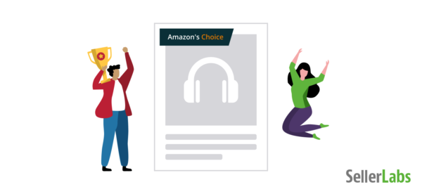 What is Amazon's Choice Badge?