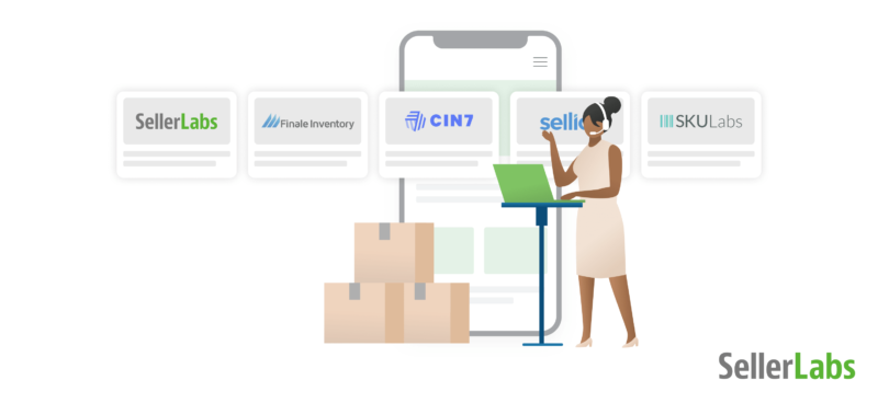 20 Amazon Inventory Management Software: Pros & Cons [+ Editor's Picks]