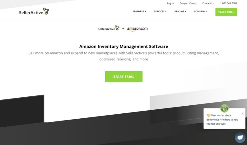 SellerActive Amazon Inventory management tool