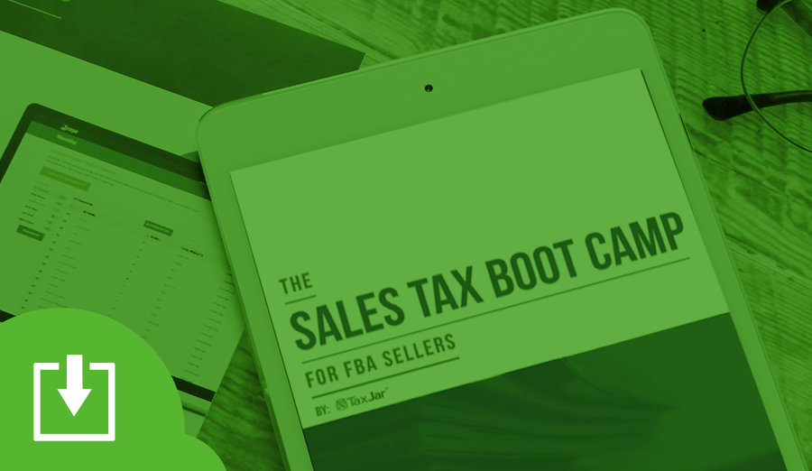 Sales Tax Boot Camp EBook