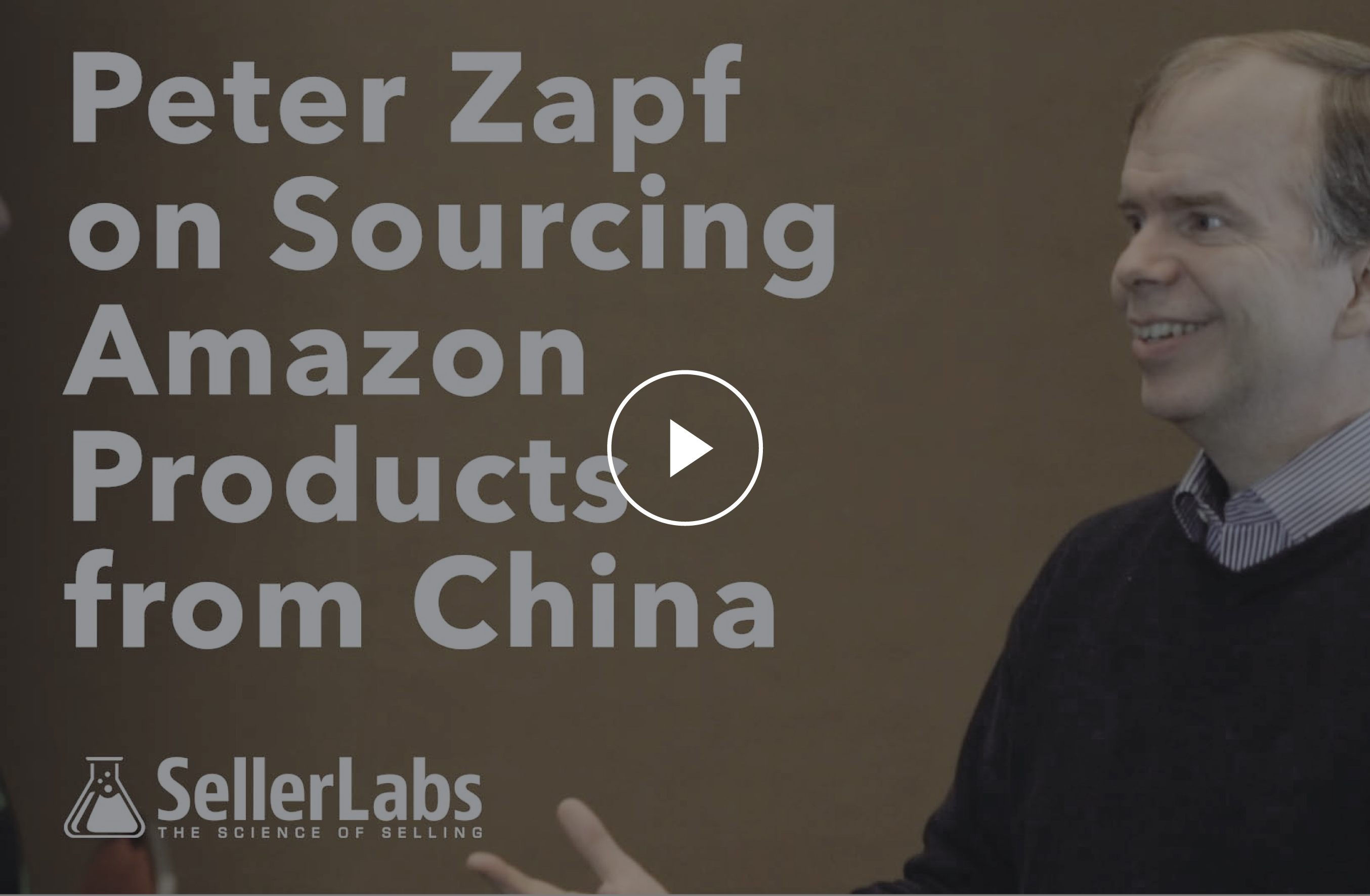 Learn About Sourcing Private Label Products From China With Peter Zapf