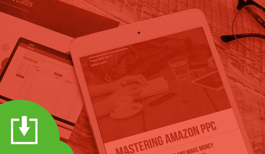 Mastering Amazon PPC EBook With Download Icon